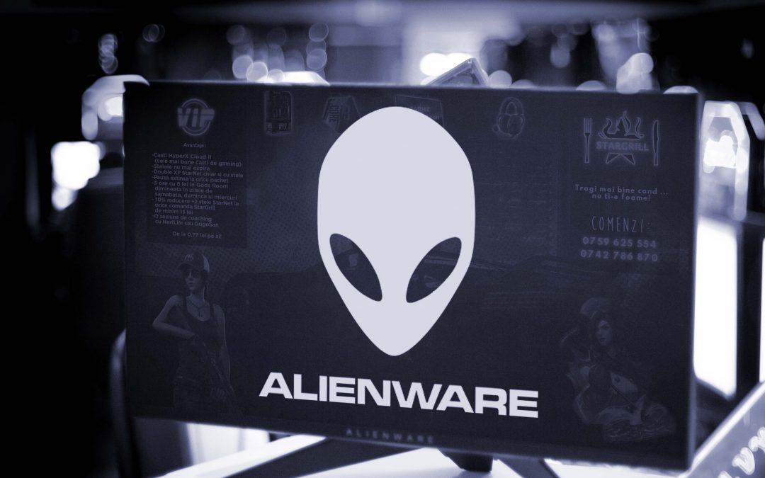 AlienWHERE ?